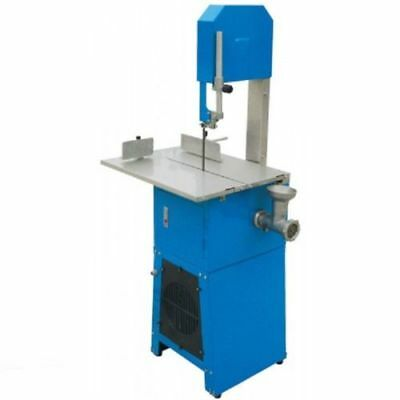 Heavy Duty Stand up Butcher Meat Band Saw Grinder Sausage Stuffer Machine Table