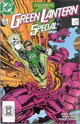Green Lantern Special #2 1989 FN Stock Image