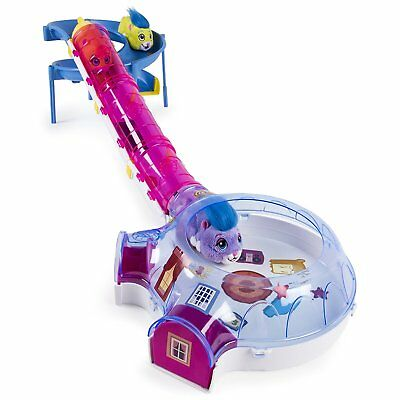 Zhu Zhu Pets Hamster House Play Set with Slide and Tunnel