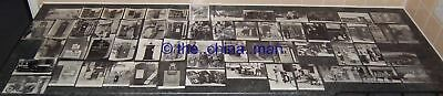 collection of 57 LETTER BOX STUDY GROUP POSTCARDS & PHOTOS