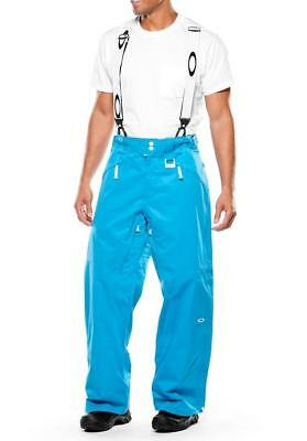 b27cc45a5962bb NEW OAKLEY FLARE PANTS Blue Men s Large Tanner Hall Snow Pro Rider s Series