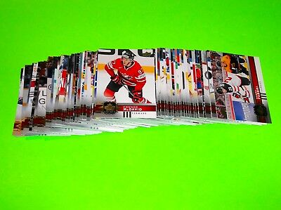2017 Upper Deck Canadian Tire Team Canada Complete Your Set Single Hockey Cards