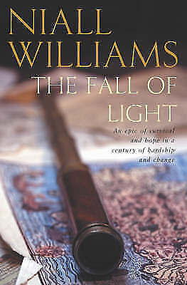 The Fall of Light, Williams, Niall, Very Good Book
