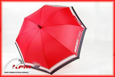 Original Ducati Performance Wear Schirm Regenschirm umbrella Corse 12 Neu