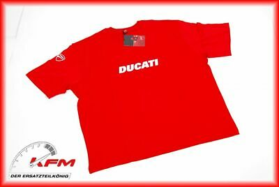 Original Ducati Performance Wear T-Shirt shirt Tshirt Ducatiana Größe XXXL Neu