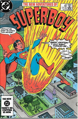 The New Adventures of Superboy Comic Book #53 DC Comics 1984 NEAR MINT