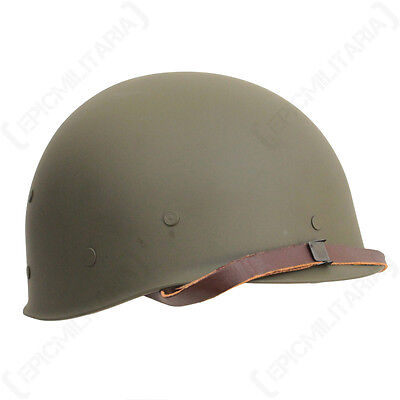 US M1 Helmet Liner - Repro American WW2 Korea Vietnam Soldier Military Uniform