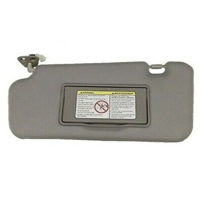 For Genuine Driver Left Beige Sunvisor 96401-1AA1B For Nissan Murano  2009-2014 5c7480626e9