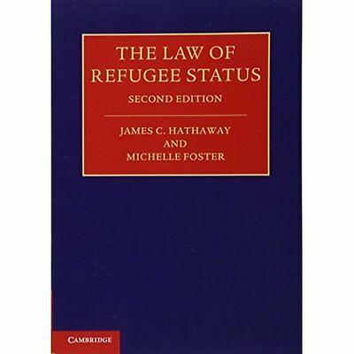 The Law of Refugee Status - Paperback NEW James C. Hathaw 2014-07-03