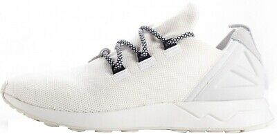adidas Originals ZX Flux Mens Casual Shoes White Fashion Trainers