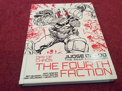2000 AD Judge Dredd The Mega Collection Vol 49 Day of Chaos The fourth Faction