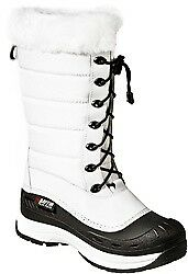 Baffin Iceland Womens Winter Boots White