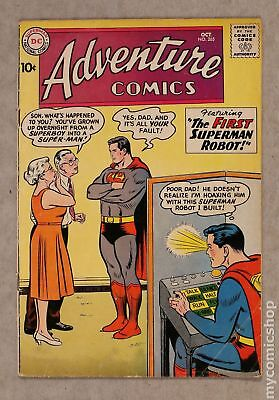 Adventure Comics (1st Series) #265 1959 VG 4.0