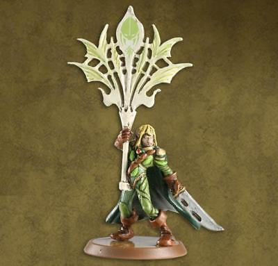 WOTC HeroScape Crest of the Valkyrie - Ullar's Flag Bearer, Acolarh Box NM