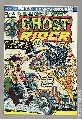Ghost Rider (1st Series) #3 1973 VF+ 8.5