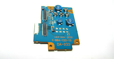 Genuine Fuses Power Board DA-033 part for Sony HDR-FX1
