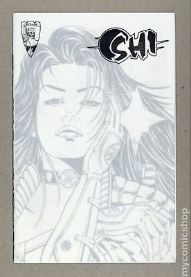 Shi The Way of the Warrior Ashcan #6 1994 VF/NM 9.0