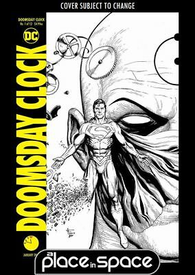 Doomsday Clock #1D - 11:57Pm Release Variant (Wk47)