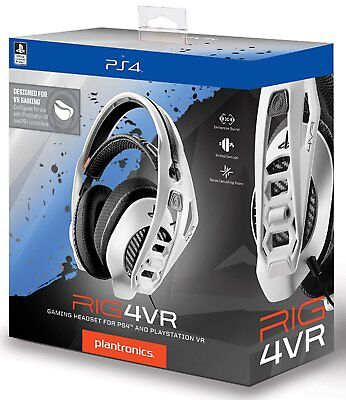 PLANTRONICS Cuffie RIG 4VR  PS4