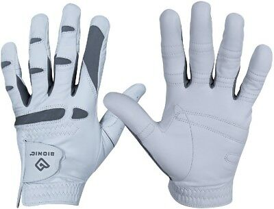 3 Bionic Performance Grip Pro Golf Gloves Mens Right Hand (for LH Golfer)