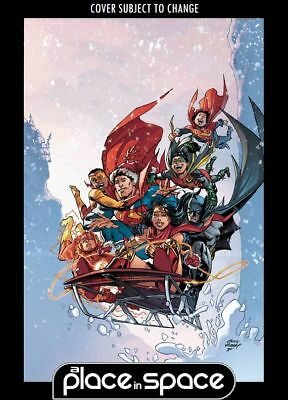Dc Universe Holiday Special 2017 #1 (Wk49)