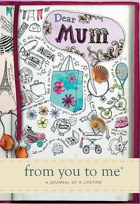 Dear Mum, from you to me (Sketch design) (Journal of a Lifetime) . 9781907048449