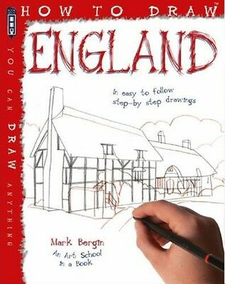 How to Draw England (Paperback), Bergin, Mark, 9781909645172