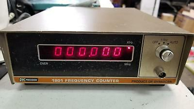 Bk Precision 1801 Frequency Counter