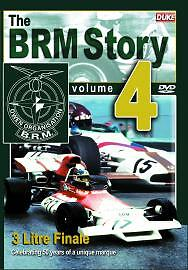 The Brm Story: Volume 4 - 3-Litre Finale [DVD], DVD, New, FREE & Fast Delivery
