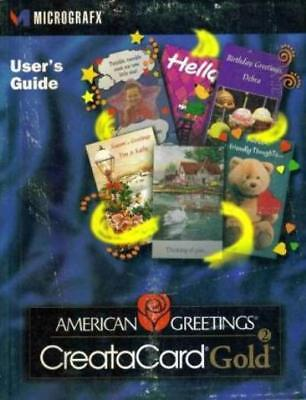 American greetings creatacard gold 8 pc 1999 picclick american greetings creatacard 2 gold pc cd print custom funny holiday cards tool m4hsunfo