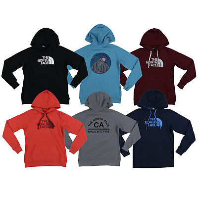 7c89bae421ee The North Face Womens Hoodie Pullover Sweatshirt Half Dome Logo Fleece  Lined New