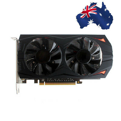 GeForce GTX GTX750Ti 1GB DDR5 VGA/DVI/HDMI PCI-Expressx16 Video Graphics Card AU