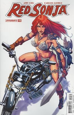 Red Sonja Volume 4 #11C NM Stock Image