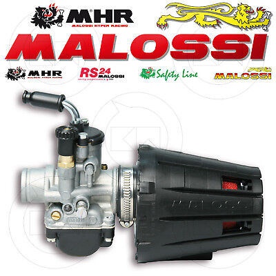 Malossi 1611021 Carburatore Mhr Dell'orto Phbg 19 Bs Yamaha Why 50 2T