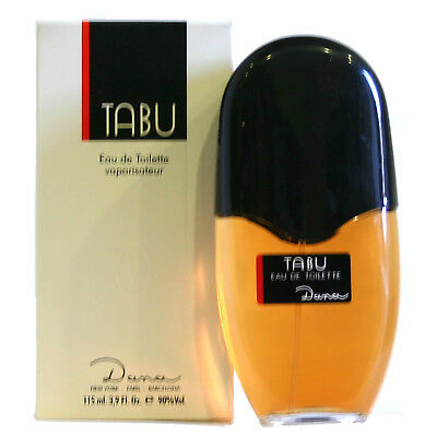 TABU de Dana - Colonia / Perfume EDT 115 mL - Mujer / Woman / Femme / Donna