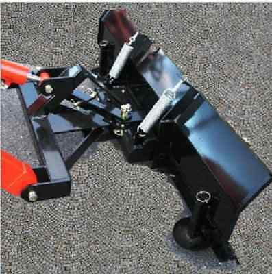 NEW 60 SNOW PLOW/BLADE SUBCOMPACT TRACTOR for kubota BX LA203,LA240,LA210,LA243