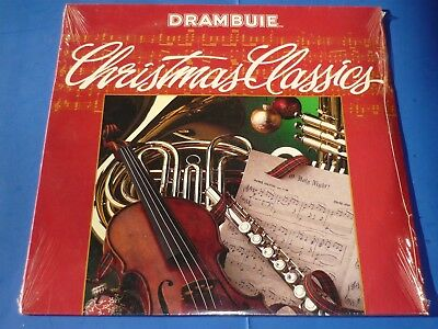 "Drambui Liqueur Advertising - ""christmas Classics"" - Sealed Record Album"