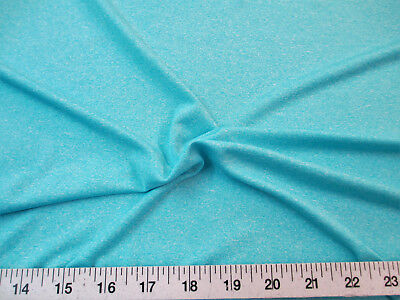 Discount Fabric Polyester Scuba 4 way Stretch Sky Blue LY9997