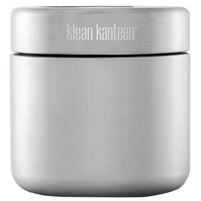 Klean Kanteen Single Wall 16 oz. Food Canister - Brushed Stainless