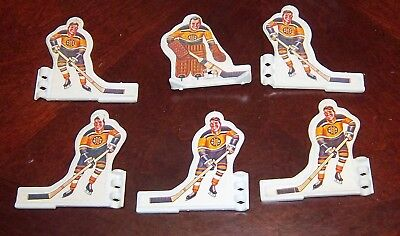 Coleco Hockey Boston Bruins 1972 Team BB 3  Table top hockey games