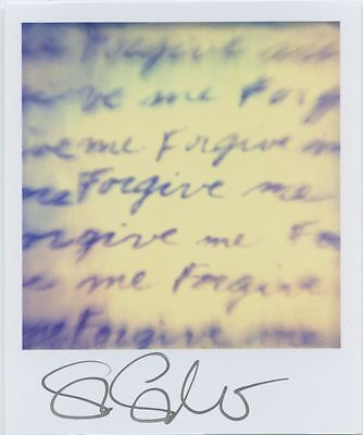 Stefanie Schneider Mini - 'Forgive Me' signed, unlimited, unmounted
