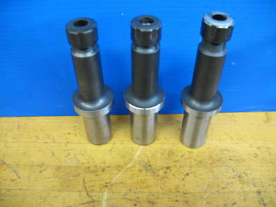 "~3~ Command Er-16 Collet Milling Extensions X 1-1/4"" Shank Cnc Milling"