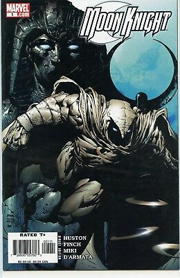 Moon Knight (2006)  # 1-30 + Annual Complete Set Punisher Spider-Man Marvel