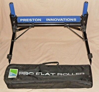 preston pro flat pole roller with bag MINT CONDITION
