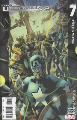 Ultimates 2 (2nd Series) #7 2005 VF Stock Image