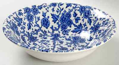 Burgess & Leigh ARDEN BLUE Soup Bowl 8936822