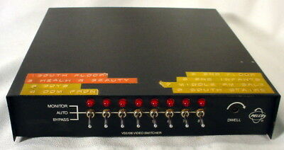 Pelco VS5108 Sequential Switcher