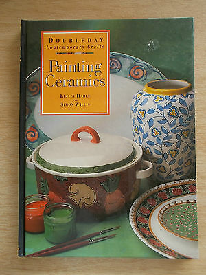 Painting Ceramics~Harle & Willis~12 Projects~Techniques~96pp H/B
