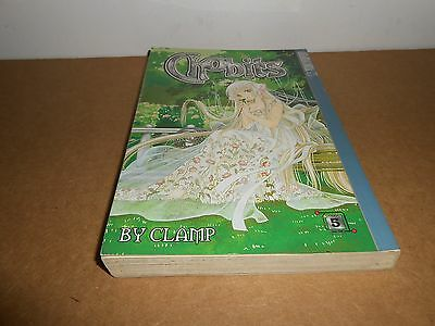 Chobits Vol. 5 by Clamp (TokyoPop) Manga Book in English