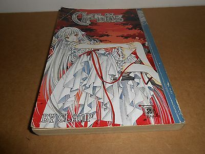 Chobits Vol. 2 by Clamp (TokyoPop) Manga Book in English